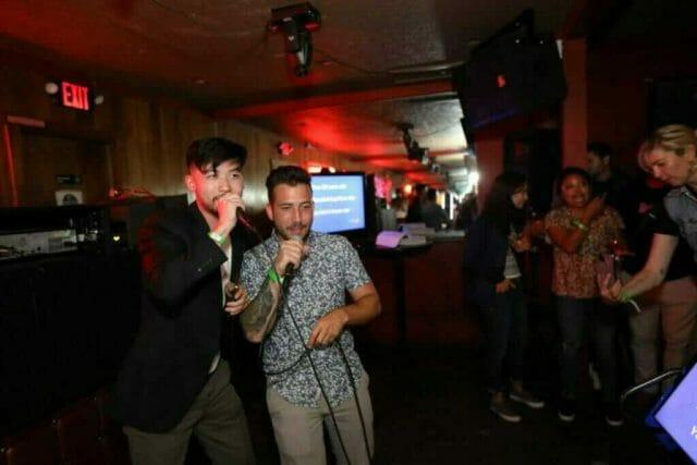 dooly karaoke at saastr 2021
